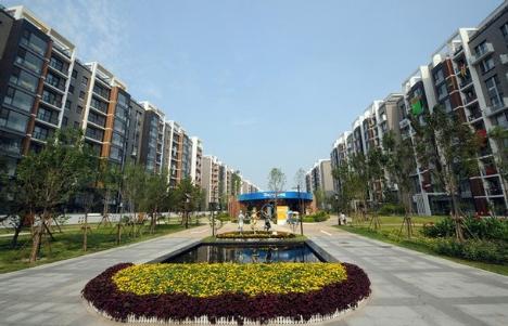 北京オリンピック選手村