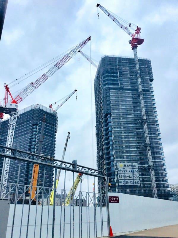 江東区のタワーマンション