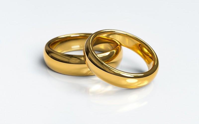 ユダヤ人結婚指輪