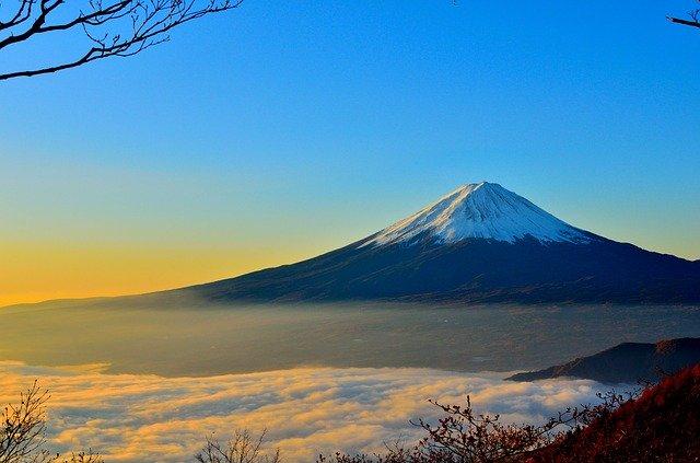 日本の伝統文化と富士山