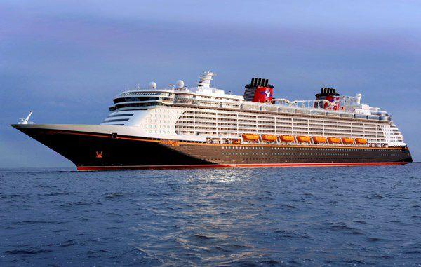 豪華客船ディズニー・ドリーム(Disney Dream)