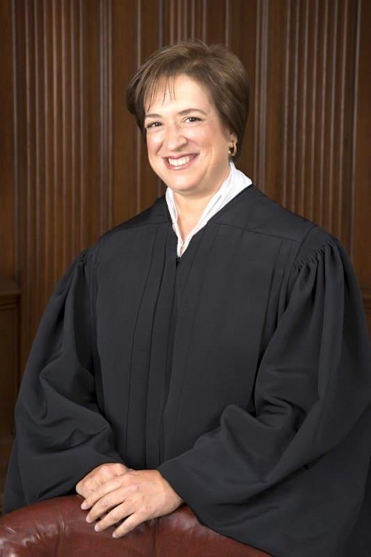 エレナ・ケイガン判事