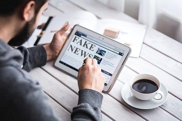 ディープステートによるメディア支配-フェイクニュース
