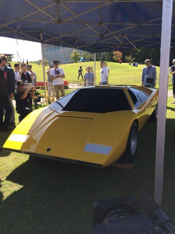 ランボルギーニ・カウンタック(Lamborghini Countach)LP500