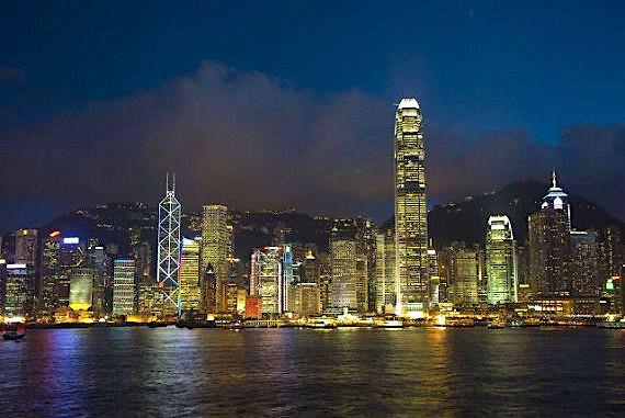 2007年の香港
