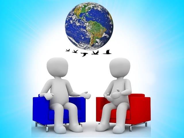 TV討論会、大統領選2020