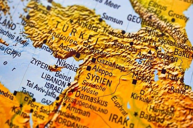 シリア難民と国境破壊