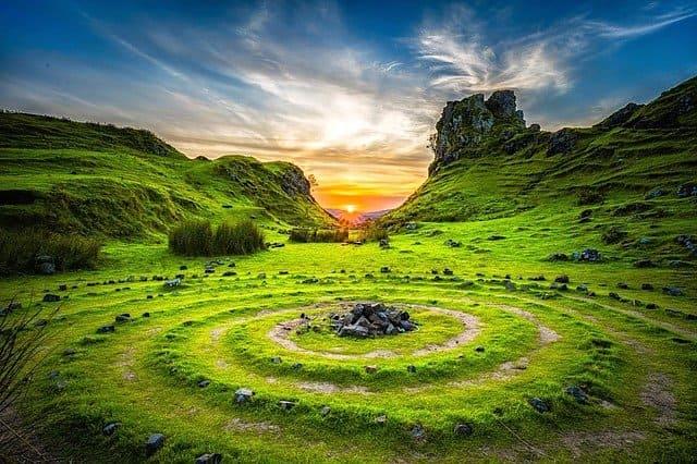 歴史の謎-スコットランド