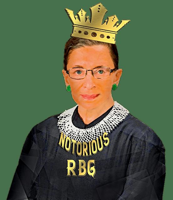 RBGルース・ベイダー・ギンズバーグ判事