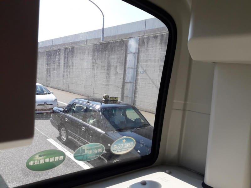 台風21号で被害にあった関西国際空港からフェリーで脱出