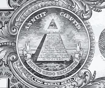 米ドル紙幣に新世界秩序