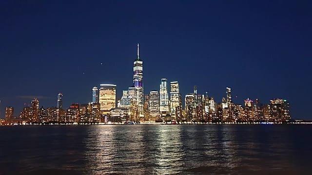 NYマンハッタンのロックフェラーセンター