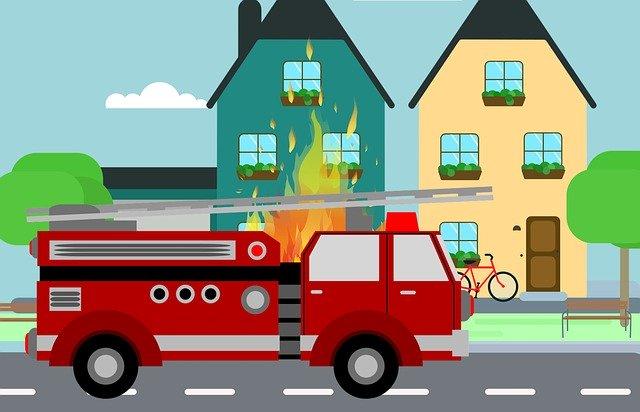 救済条件、消火活動
