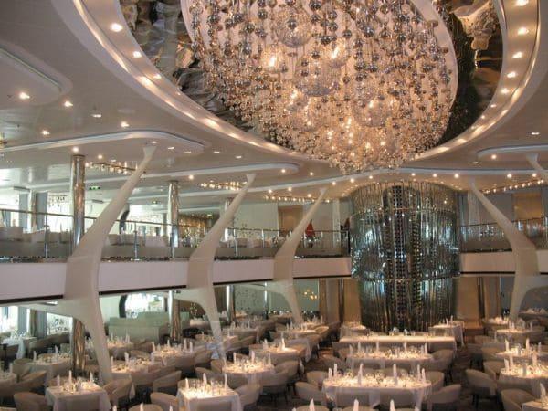 豪華客船セレブリティ・イクリプスの船室・内装