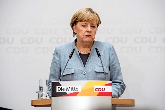 ドイツ連邦共和国アンゲラ・メルケル首相