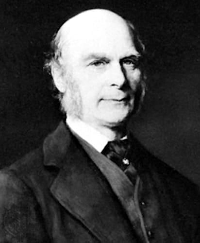 優生学の父フランシス・ゴールトン