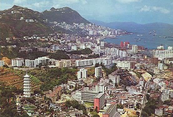 1970年代の香港
