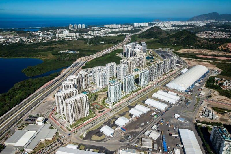 リオデジャネイロオリンピック選手村