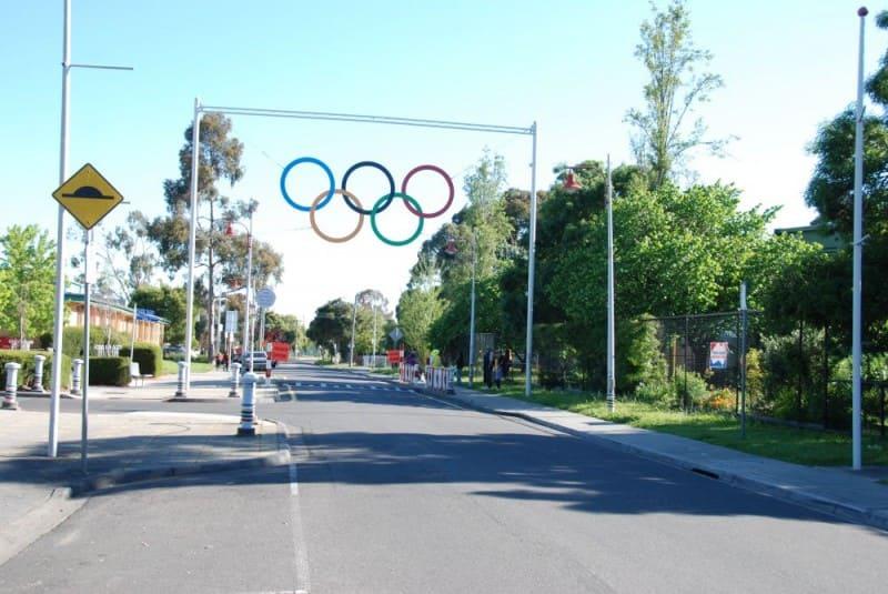 メルボルンオリンピック選手村