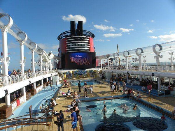 豪華客船ディズニー・ドリームの船室・内装
