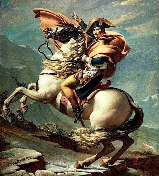 フランスのナポレオン