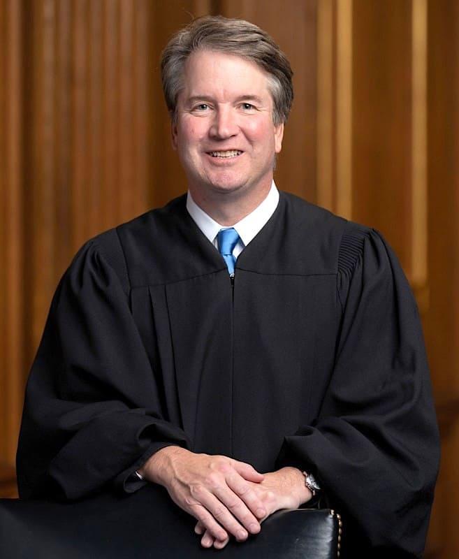ブレット・カバノー判事