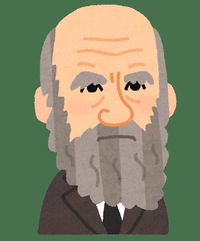 進化論チャールズ・ダーウィン