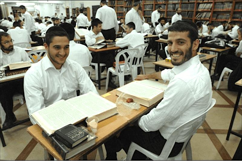 ユダヤ人式教育 ハブルータ