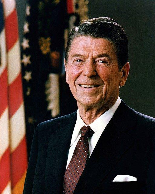 レーガン大統領のMAGA
