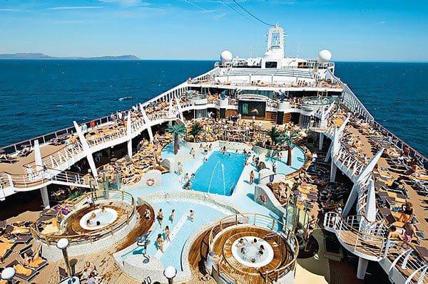 豪華客船MSCスプレンディダの船室・内装