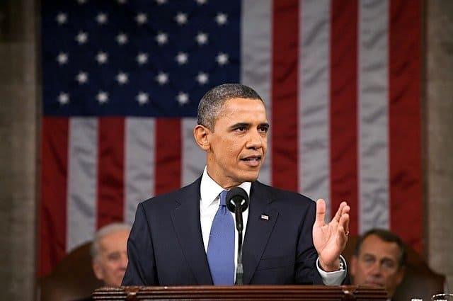 バラク・オバマ大統領の革命