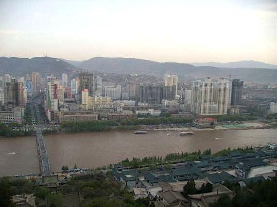 中国-甘粛省-蘭州(2008年)