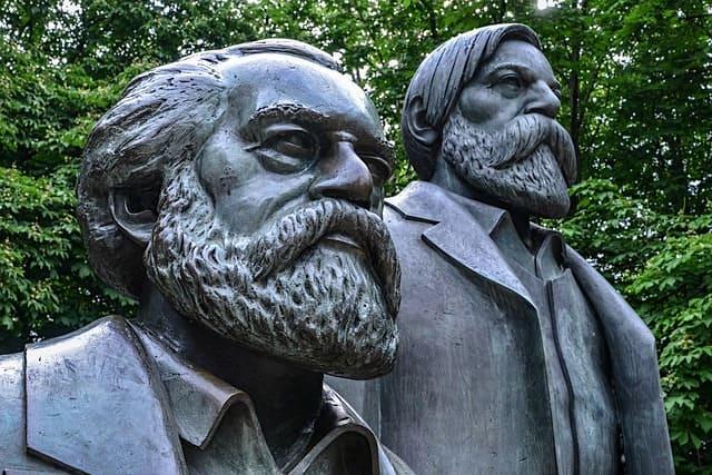 ロスチャイルド一族のマルクス