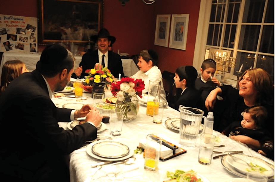 ユダヤ人の安息日