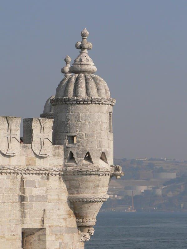 turret、城、小塔、砲塔、