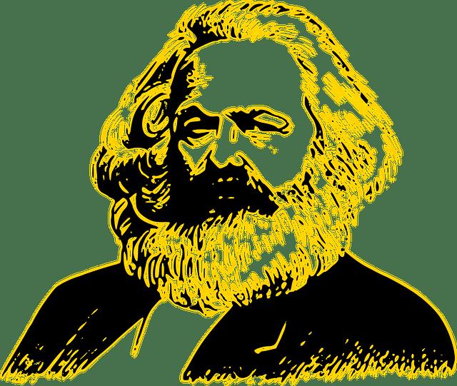 共産主義の生みの親カール・マルクス