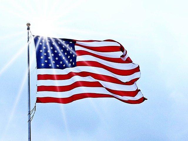 神の下の一つの国家アメリカ合衆国