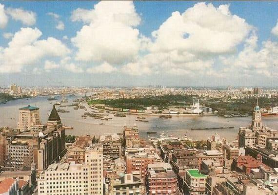 中国-上海(1990年)