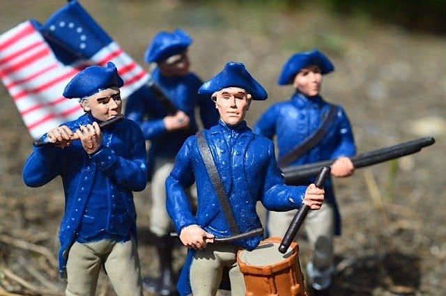 アメリカカラー革命(アメリカ南北戦争-ユニオン軍)