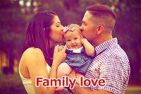 家族愛 効果・家庭 メリット