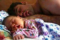 パパ 息子 そっくり・パパ 娘 そっくり