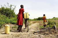 ウガンダ 生活・ウガンダ 水