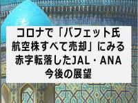 バフェット・バフェット 航空株