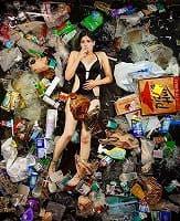 ゴミ 1週間・一般家庭 ゴミ 量